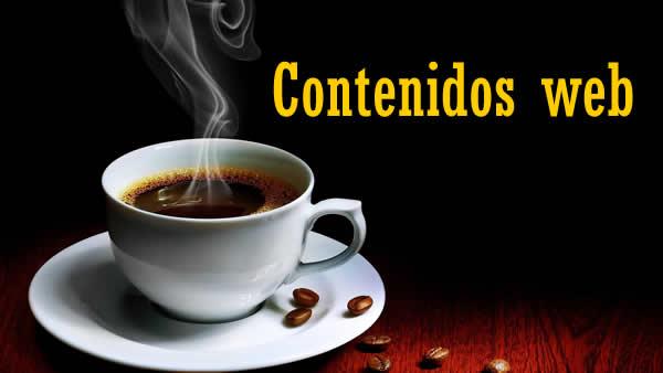Contenidos web SEO